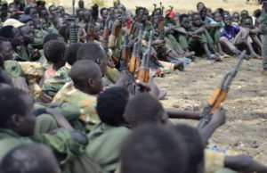 murles soldiers
