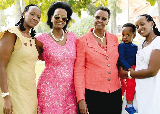 Ugandan President Museveni says all his daughter were married virgins