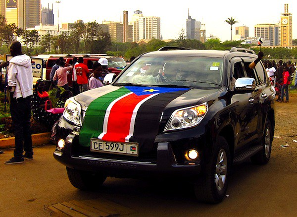 Thieves in Uganda use South Sudan number plates to steal cars, police say