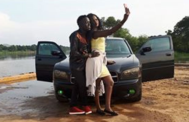 Video: Has this new musician snatched actress Ijur from promoter willy?