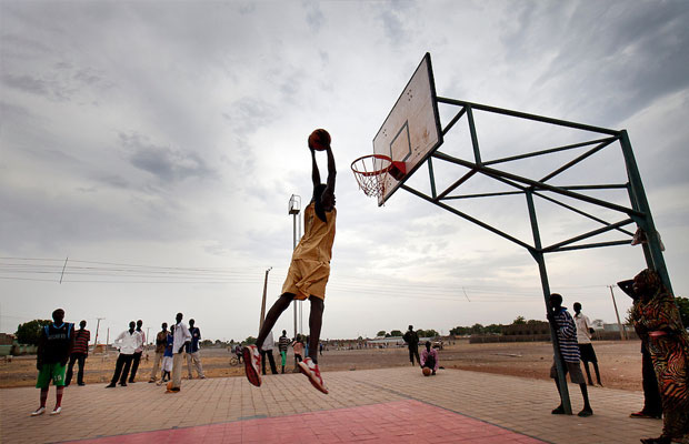 South Sudan basketball