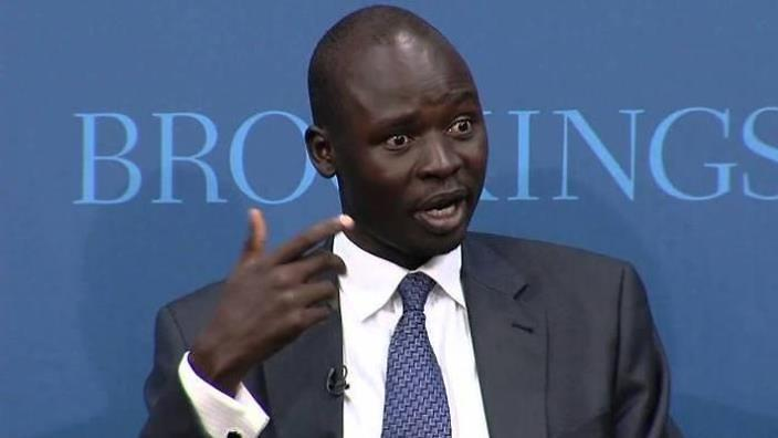 US calls for release of Peter Biar from National Security detention