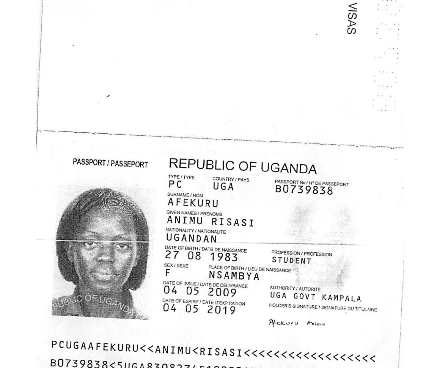 VP Taban Deng Gai appoints Ugandan lady as office secretary