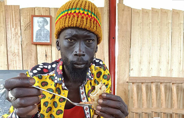 WTF! Mabior Garang plans to quit politic to become full-time chef