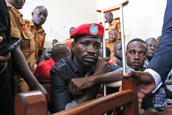 Bobi Wine: S. Sudanese Youths Should Never Give Up