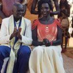 Former Miss World South Sudan Manuela Modong weds (Photos)