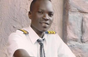 Kuol Biar_youngest South Sudanese pilo