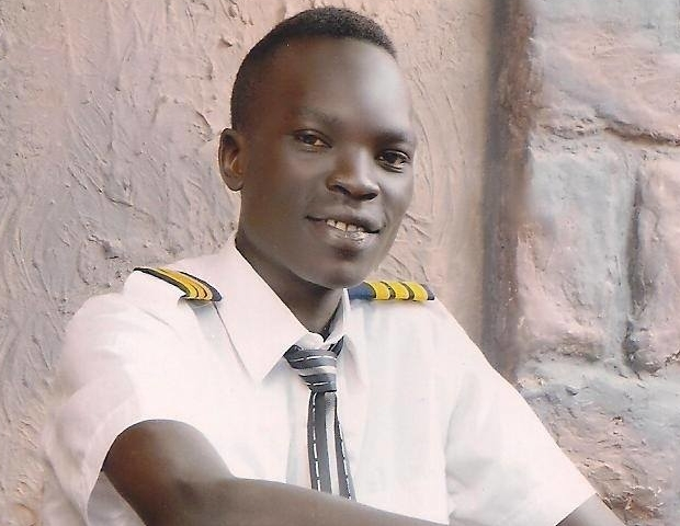 PHOTOS: Meet the youngest South Sudanese pilot