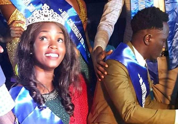 Achan Monylang, Danny Akuoch crowned 2018 Miss&Mr STA-Uganda