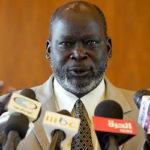 Top inspirational Dr. John Garang quotes
