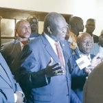 Riek Machar under house arrest in Sudan
