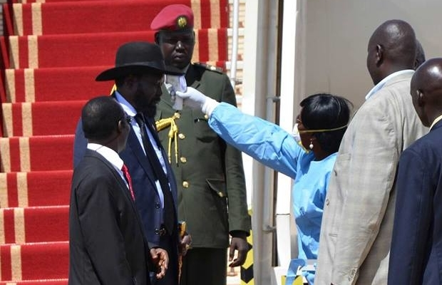 South Sudan to begin Ebola vaccinations as 'very high risk'