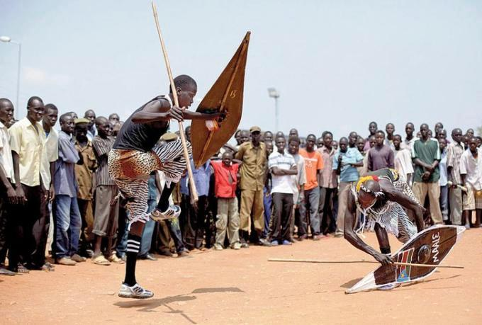 Strange and weird practices by South Sudanese tribes
