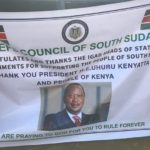 Chief council South Sudan wants Uhuru and Museveni to rule FOREVER
