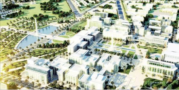Moroccan, S.Korean engineers to start work on Ramciel City