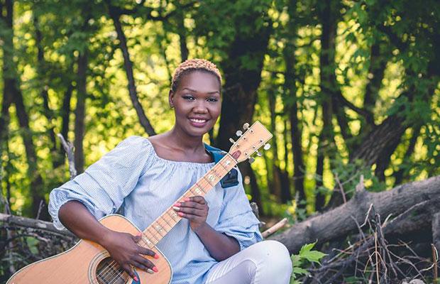 Female singer Mami set to take over Juba airwaves with her new single 'Nakupenda'