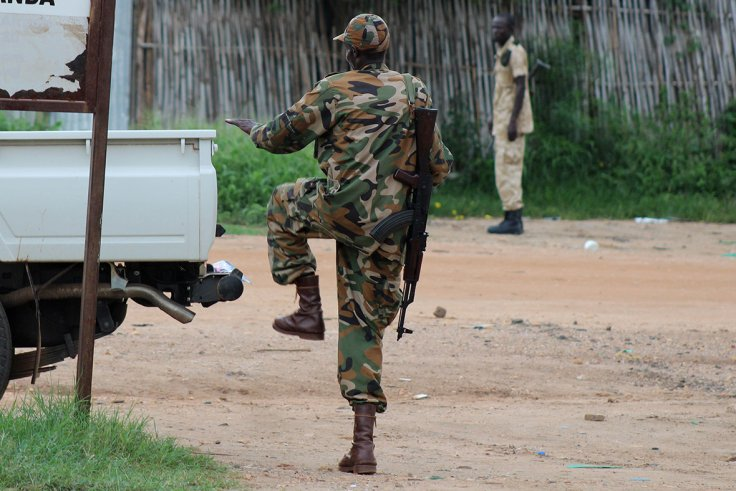Soldiers beat up Junubi lady for not speaking Arabic on Christmas Eve in Juba