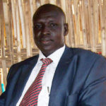 Meet 44-year-old Minister sitting for S.Sudan Secondary Exam