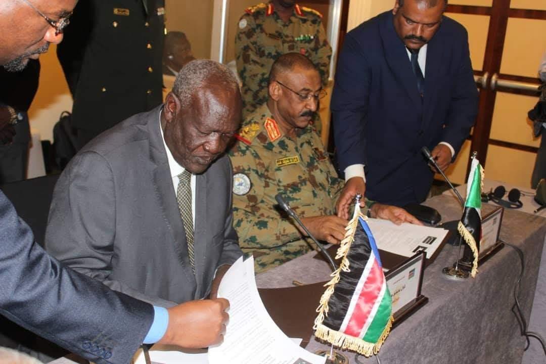 Sudan-South Sudan agrees to open the border crossing