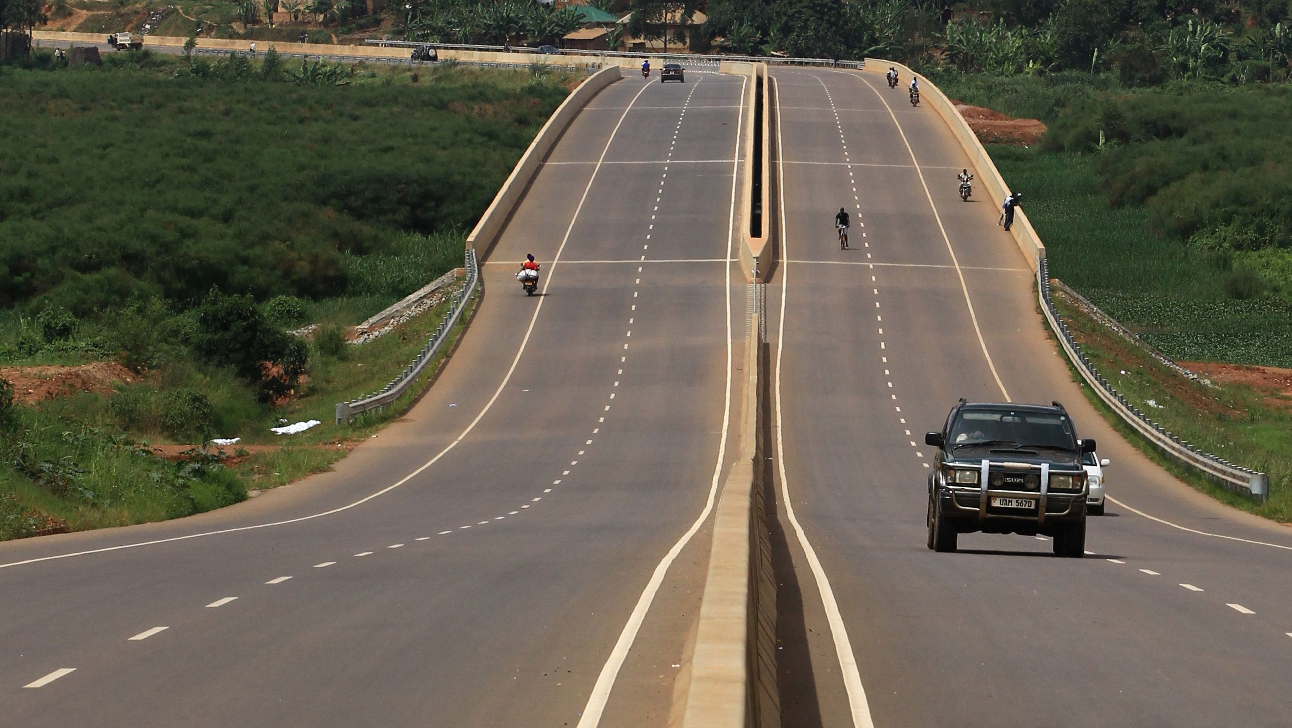 Government launches South Sudan-Ethiopia road project