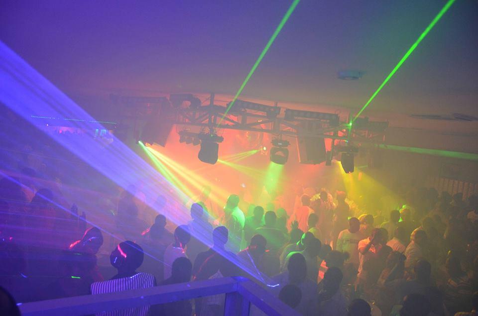 Drama as dad meets daughter in nightclub