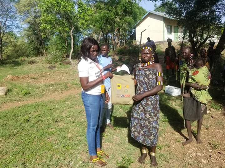 Mary Boyoi puts smile on women faces in Boma State