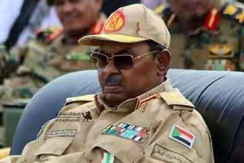 BREAKING: Sudan's intelligence chief resigns