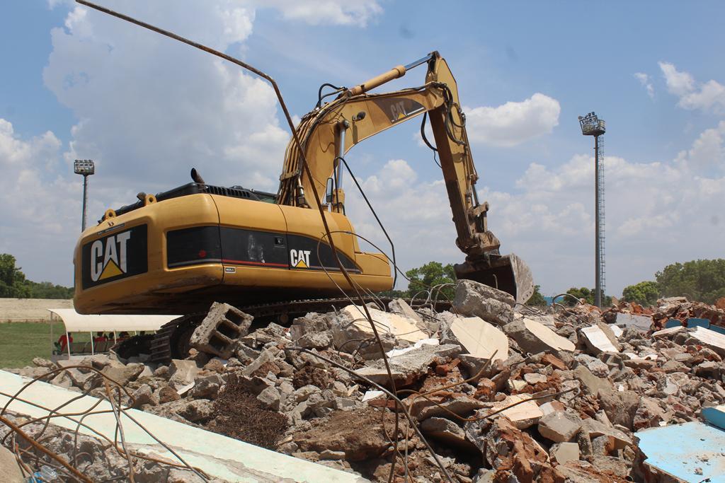 Renovation of Juba Stadium to match FIFA's standard commences