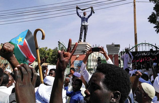 Netizens react to South Sudanese in Sudan call for United Sudan