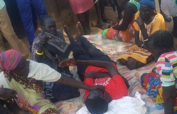 """Fight over """"used condom"""" leaves dozen youth wounded in Kakuma Refugee Camp"""