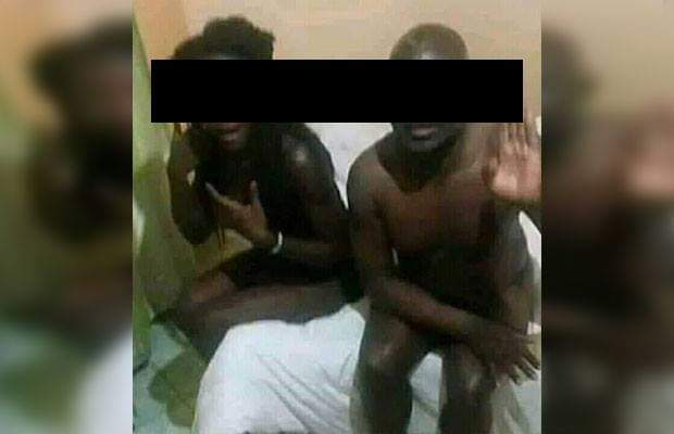 Minister caught pants down with Slay Queen in Hai Soura