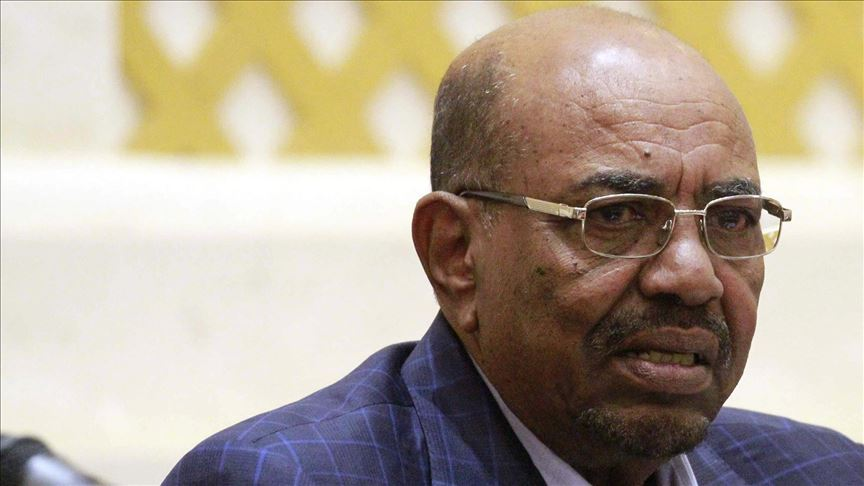 Sudan's Bashir suffered minor stroke: Medical source