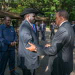 Uhuru to Kiir: Provide services to ordinary South Sudanese
