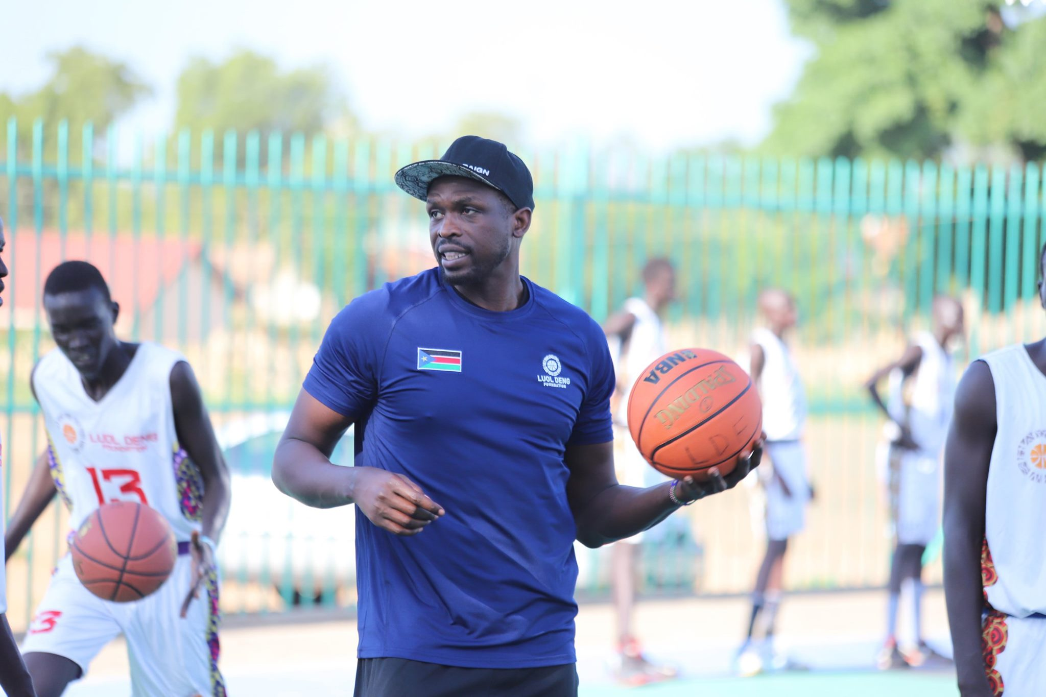 Luol Deng to develop football and other Sports in South Sudan