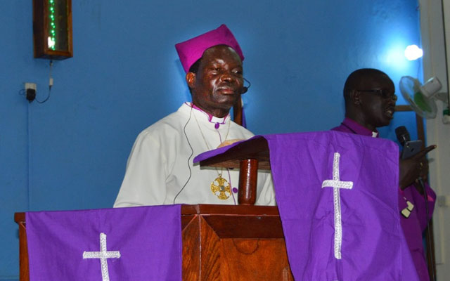 Thank God for taking you to USA and stop spreading hate on social media, Archbishop tells Lost Boys