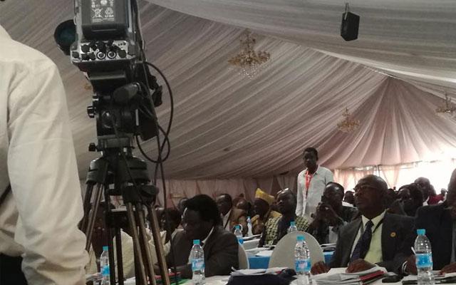 Equatoria Regional Conference recommends rotating presidency between Bahr el-Ghazal, Equatoria, Upper Nile