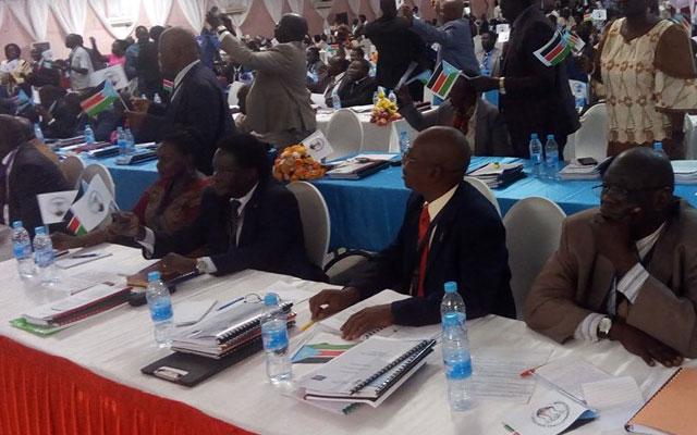 FULL TEXT: Equatoria Regional Conference recommendations