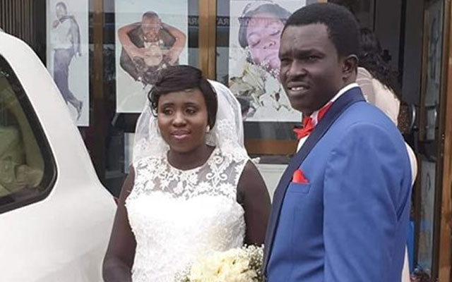 Bridegroom commits suicide two days after his wedding.