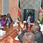 Kiir, Riek agree to form interim government by November 12
