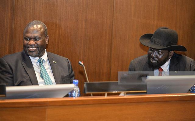 Kiir to meet Riek in Juba