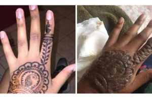henna south sudan