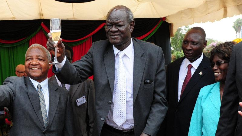 Machar visit to Juba is useless, Adwok Nyaba alleges