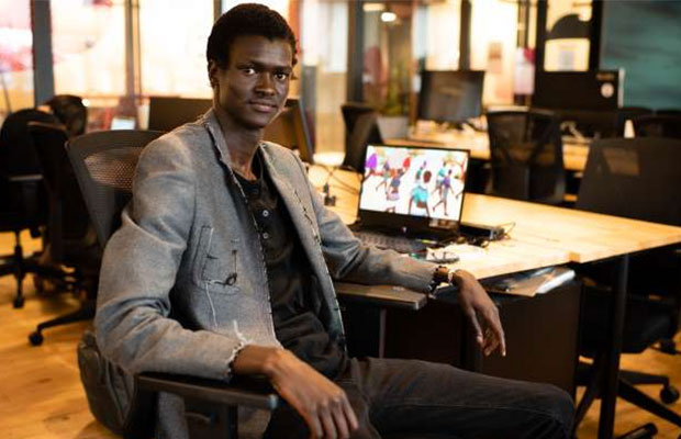 Meet the former South Sudanese refugee who is now CEO of a top tech company in the US