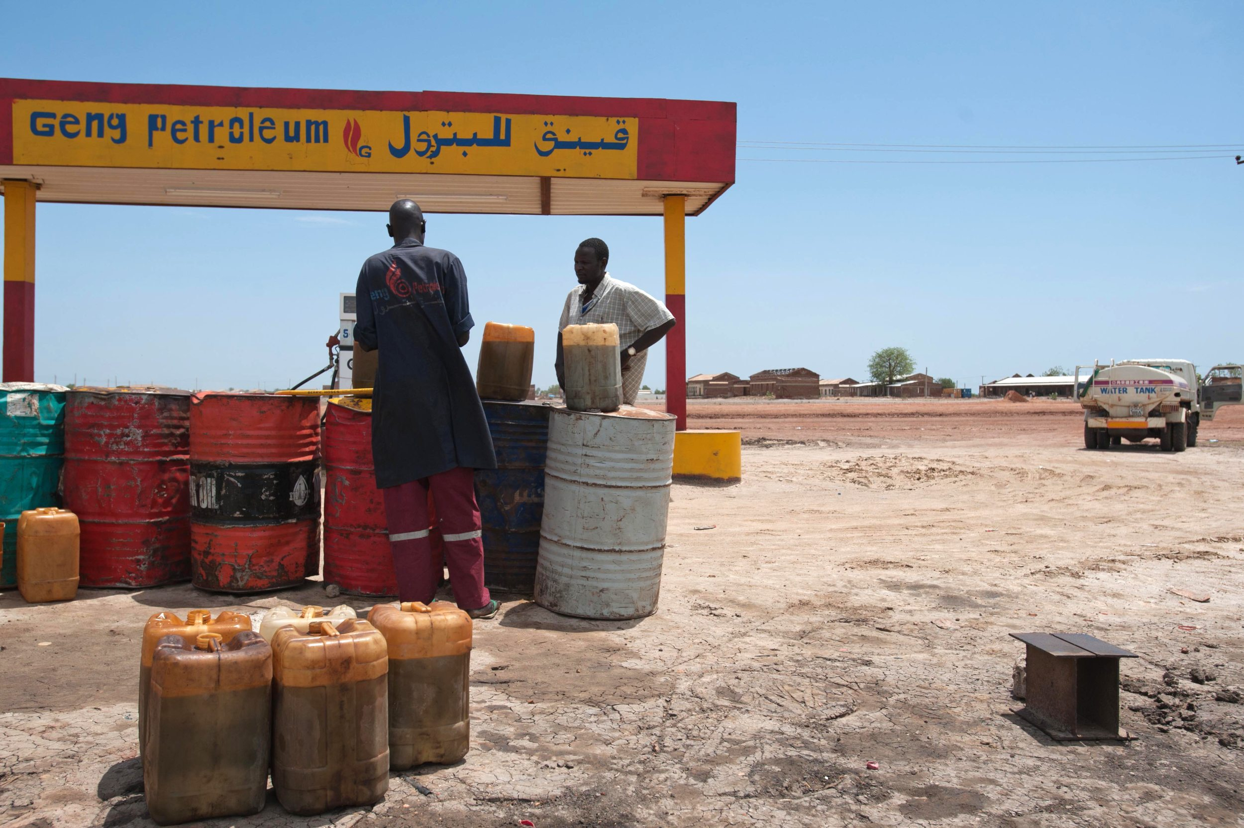 How petroleum is bringing  South Sudan and Sudan closer together