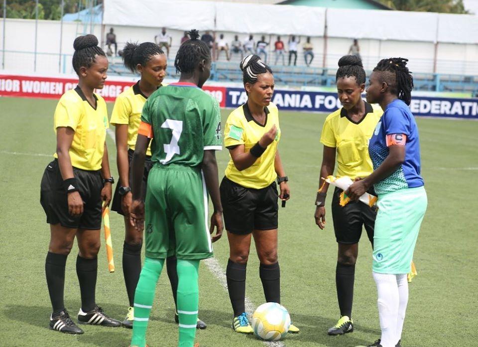 South Sudan women football team crush Zanzibar 5-0 at CECEFA games