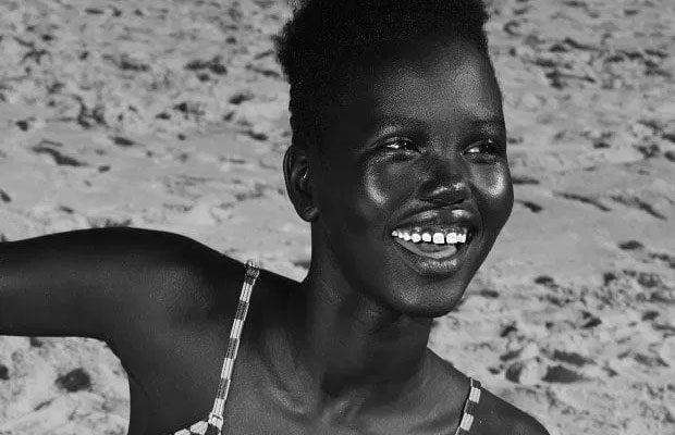 At just 18, model Adut Akech has a very impressive net worth