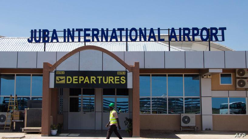 SSUDAN-TRANSPORT-AIRPORT