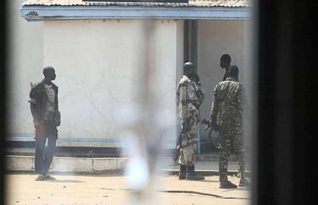 National Security arrest criminals terrorizing Juba