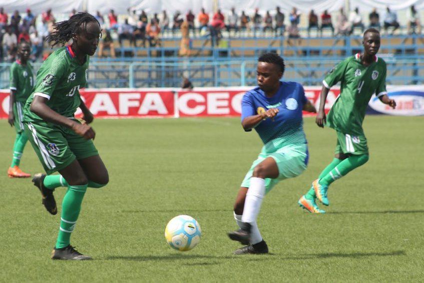 South Sudan women's team crush Zanzibar 5-0