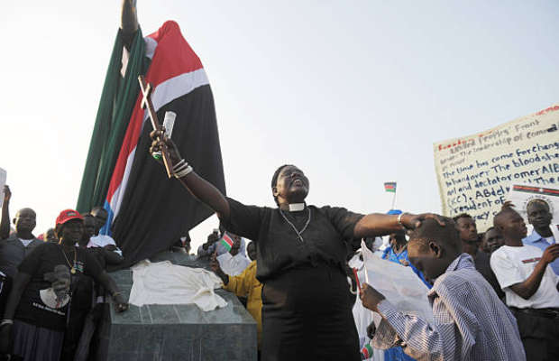 Are South Sudanese religiously confused too?